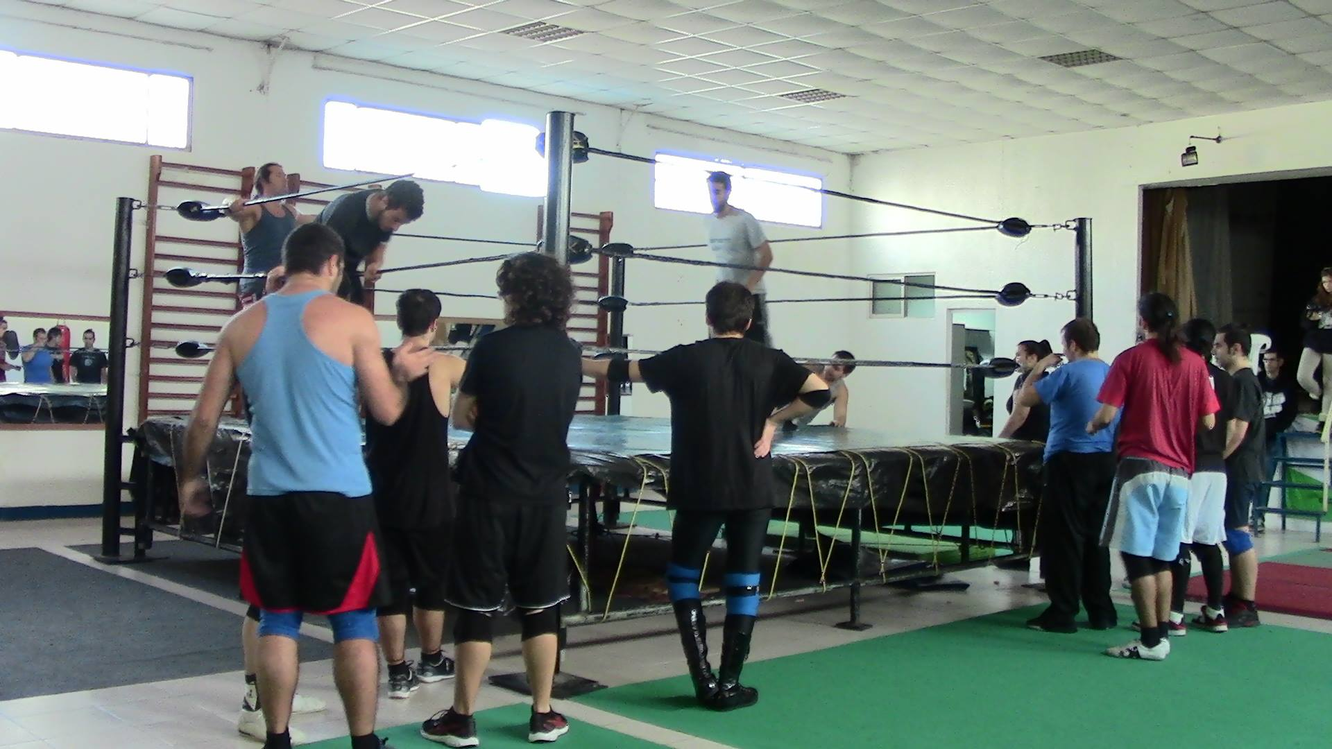 CTW Treinar Wrestling