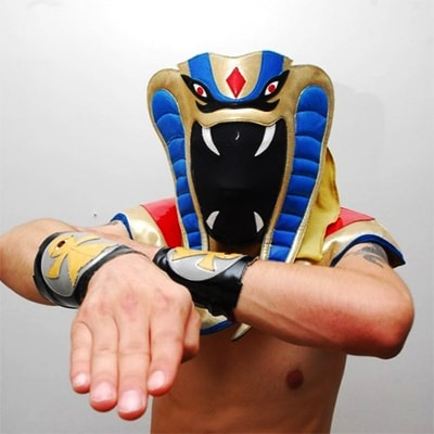 CTW Roster Ophidian The Cobra-min