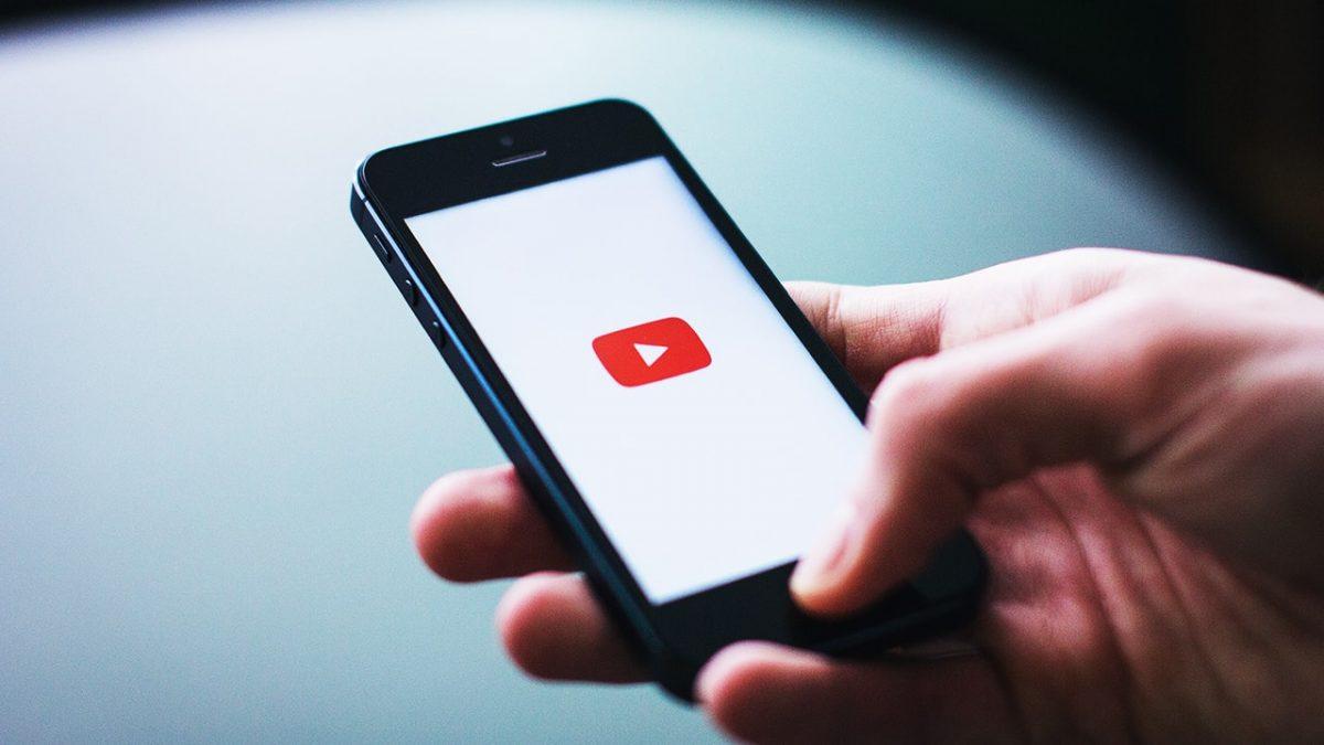 Anúncio Especial No YouTube A 1 De Outubro