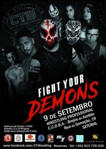 CTW Fight Your Demons
