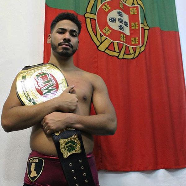 Campeão Nacional CTW Leo Rossi