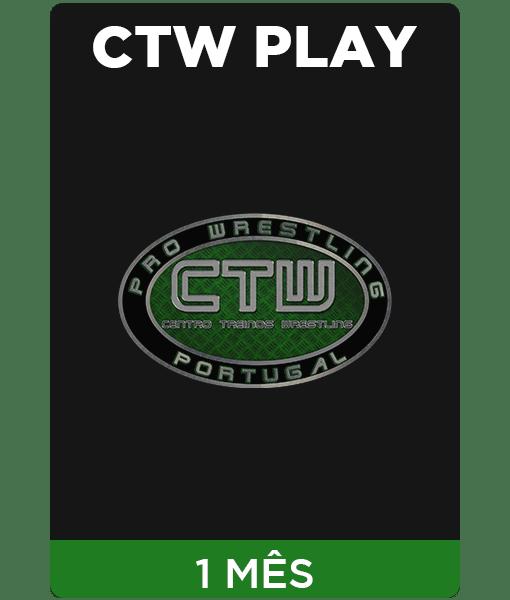 CTW Play 1 Mês