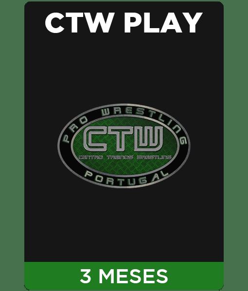 CTW Play 3 Meses
