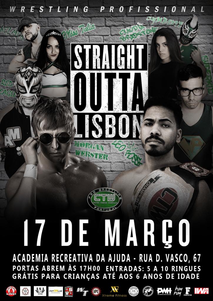 CTW Play Straight Outta Lisbon