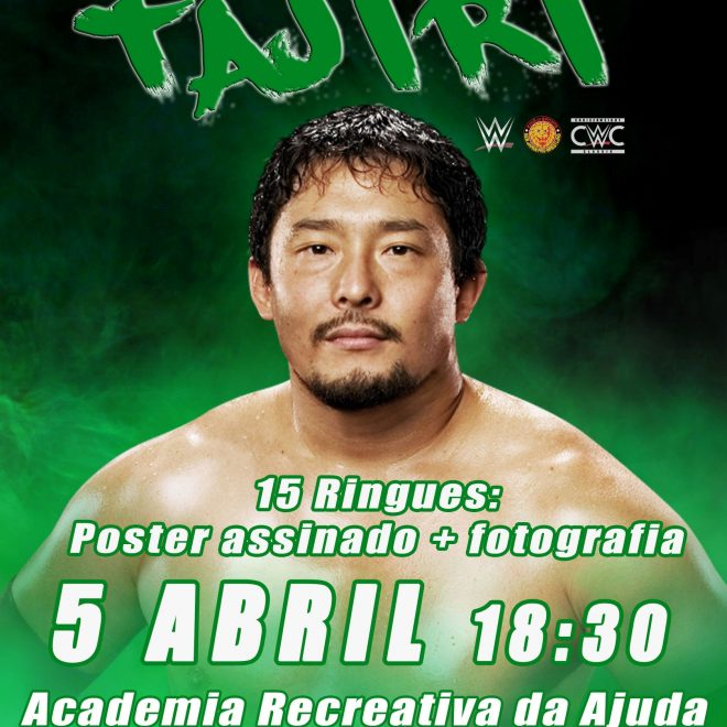 Bilhete Tajiri Meet & Greet
