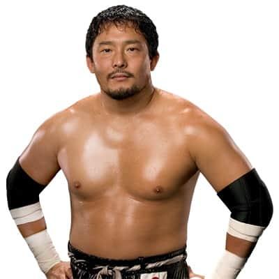 CTW Roster Tajiri