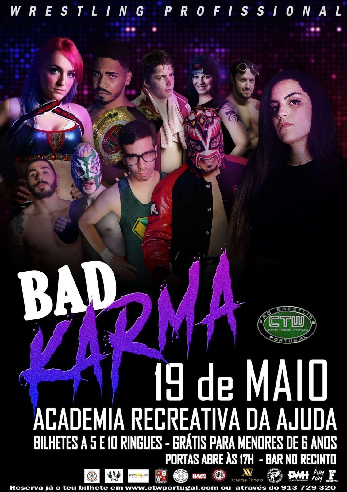 CTW Bad Karma