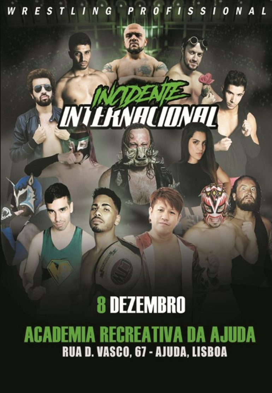 CTW Incidente Internacional I DVD