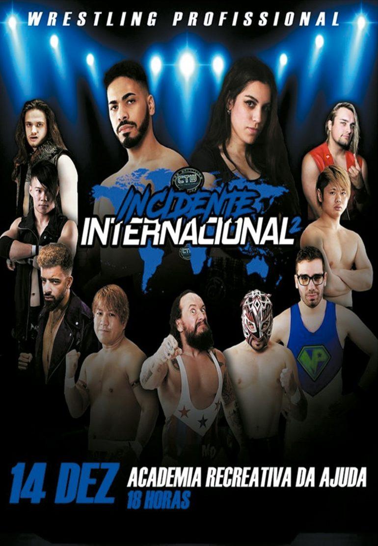 CTW Incidente Internacional II DVD