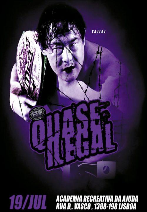 CTW Quase Ilegal DVD